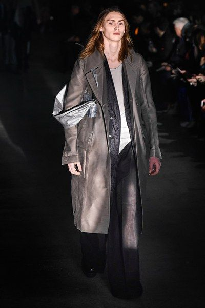 c7f63050e Rick Owens Fall 2019 Menswear Fashion Show in 2019 | 2020, 2019 ...