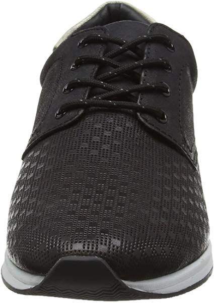 5a95356c394c9e Bugatti J78015G, Baskets Basses Femme, Noir (Schwarz 100), 40 EU:  Amazon.fr: Chaussures et Sacs   chaussure homme   Sneakers, All black  sneakers et Shoes