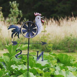 Coq Girouette Jardin Instagram Jardin