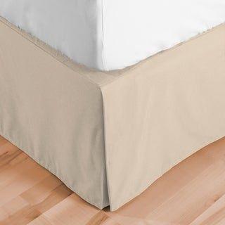 Bedding Queen Bed Skirt Double Brushed Premium Microfiber shrink resistant