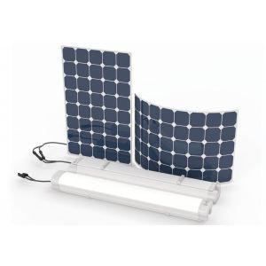 Ht Flex Havs Scl36w Carport Lights 36w 6000k Solar Solar Led Solar Led Lights Solar Lights