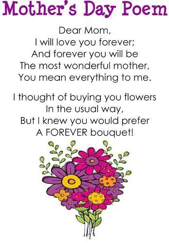 Mother S Day Poetic Quotes Mothers Day Poems Happy Mothers Day Images Happy Mothers Day Poem