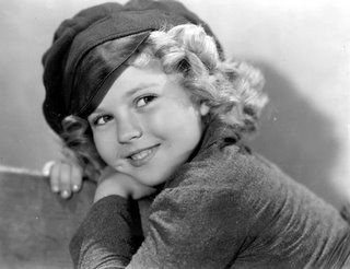 Shirley Temple...watched all her movies at my grandma's