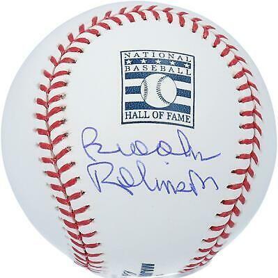 Brooks Robinson Baltimore Orioles Autographed Hall Of Fame Logo Baseball Sportsmemorabilia Autograph Baseball Baltimore Orioles Brooks Robinson Hall Of Fame