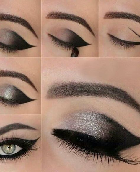 16 Easy Step By Step Eyeshadow Tutorials For Beginners 13