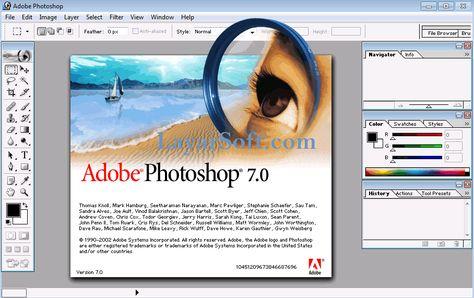 Adobe Photoshop 7 0 Portable Full V2 Updated 2020 Photoshop