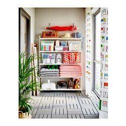 Ikea MULIG Shelving unit, white