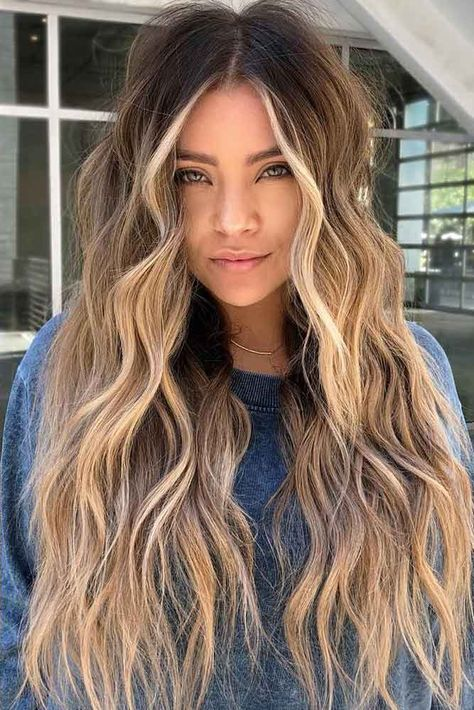 Super Long Shag Haircut #longshaghaircut #shaghaircut #haircuts #longhair ❤️ Nothing can compare to the beautifying power of the long shag haircut! Check out our ideas to get what we mean! Modern shaggy hairstyles with choppy layers, straight to wavy ideas, super long shag variations, and tons of inspiration are here! #lovehairstyles #hair #hairstyles #haircuts
