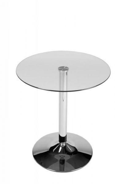 Glastisch 70 Cm Klarglas Glastische Tisch Und Sicherheitsglas