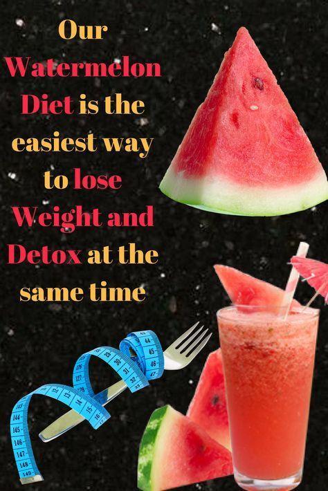 Wie man entgiftet, um Gewicht zu verlieren