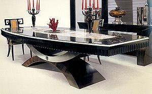 Designer Luxury Macassar Ebony Furniture Taylor Llorente