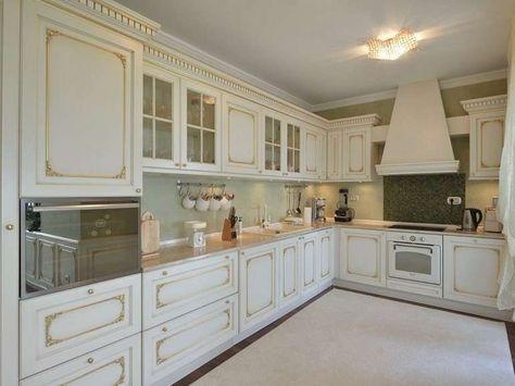 cucina-in-legno-classica-bianca.jpg (770×577) | Cucina | Pinterest ...