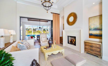 Crawford Electric Fireplace Living Room Designs Living Room Interior Family Room Design