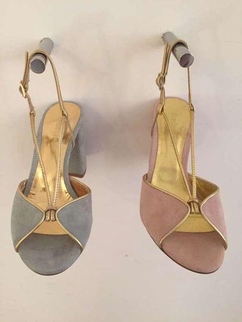 Bordighera Leather Sandals