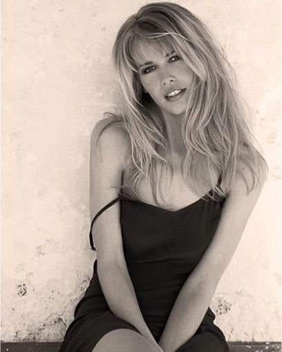Alexa Jade Warren Blonde Model Model 90s Supermodels