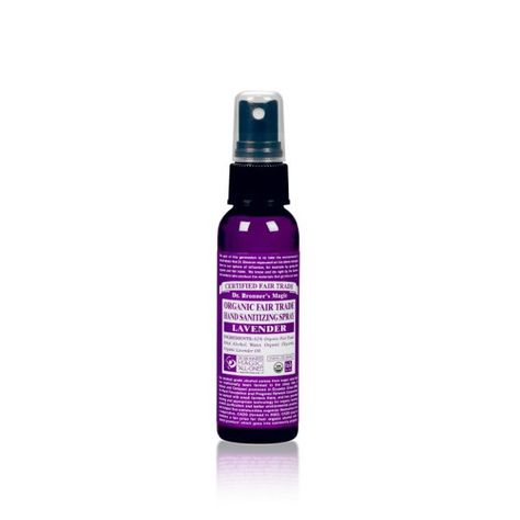 Dr Bronner Spray Desinfectant Bio Pour Les Mains Desinfectant