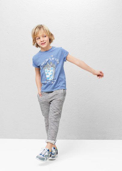 Moda de Roupa | MANGO Kids Portugal