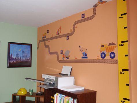 35 Construction Room Ideas Boy Room Big Boy Room Room