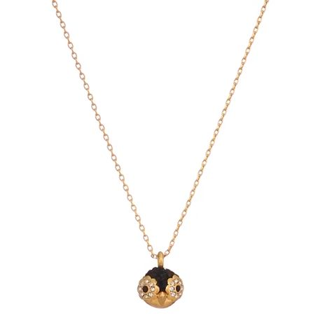 Choose cute with these kate spade new york pendant necklace, designed as a pavé-encrusted penguin. #katespade #katespadenewyork #penguin #aquaticcreature #marinelife #marine #ocean #sealife #sea #underwater #antarctic #penguinnecklace #crystal #getaway #holidaytime #treatyourself #SevenSeason