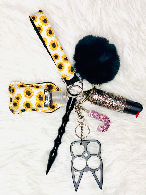 Self Defense Keychain, Sleepover Food, Aesthetic Grunge Outfit, Cute Cars, Car Detailing, Resin Art, Ring Earrings, Car Accessories, Just In Case