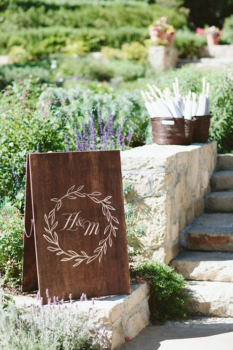 San Ysidro Ranch wedding | Photo by Paige Jones | Read more - http://www.100layercake.com/blog/?p=84226
