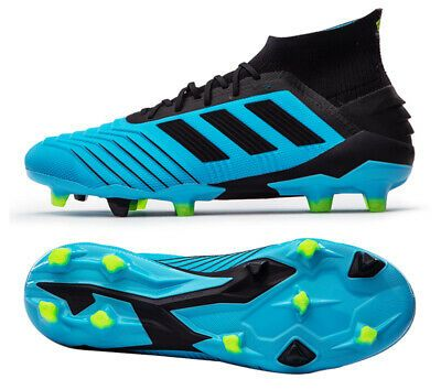 Adidas Predator 19 1 Fg F35606 Soccer Cleats Football Shoes Boots Spikes Blue Football Shoes Shoe Boots Soccer Cleats