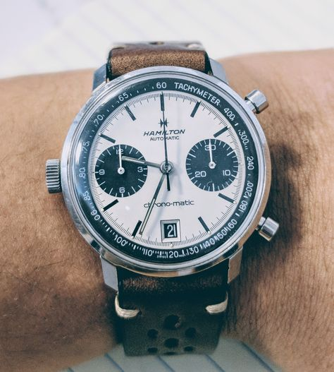 [Hamilton] 1969 Chrono-matic: The First Automatic Chronograph http://ift.tt/2BfTNHD