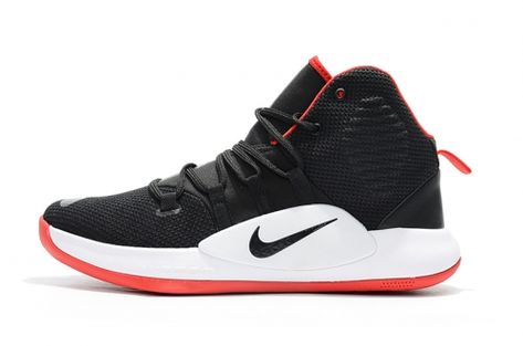 Nike Hyperdunk X Black Red Coming Soon