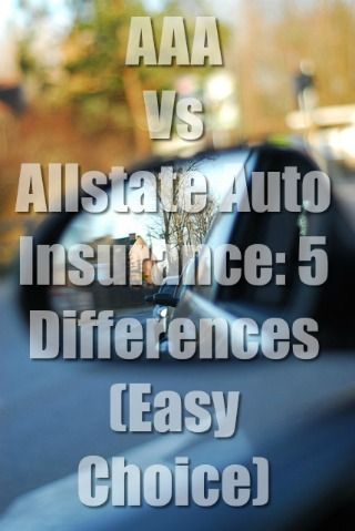 Aaa Vs Allstate Car Insurance Car Insurance Comparison Best
