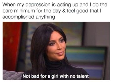18 Memes You Ll Get If You Re Going Through Some Stuff Right Now Makeup Memes Kardashian Memes Kim Kardashian Meme