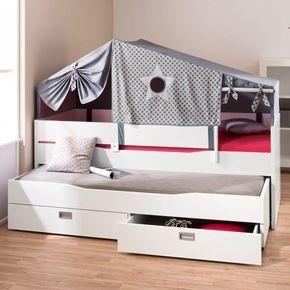 Paidi Fiona Kojenbett In 90 X 200 Cm Inkl Lattenrost Im Wallenfels Onlineshop Bett Bett Kinderzimmer Kojenbett
