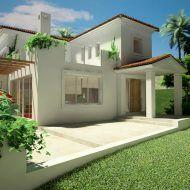 تصميمات فيلات صغيرة Modern Villa Design Villa Design Modern House Design