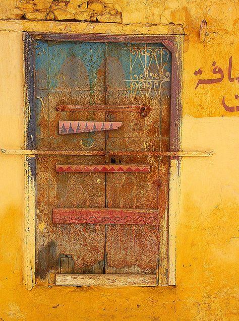 window in fez, morocco
