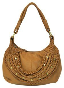 6a6b56829 Isabella Fiore Woven Leather Hobo Bag Leather, Bags, Hobo Bag, Our Love,