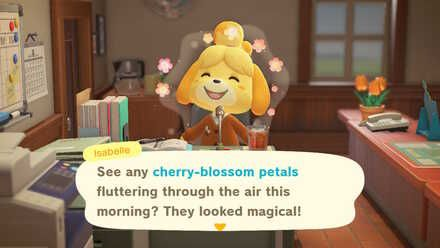 Cherry Blossom Clock Recipe And Required Materials Acnh Animal Crossing New Horizons Switch Game8