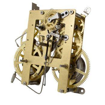 Cas Ker Brass Clock Movement Clock Movements Clock Kitchen Clocks
