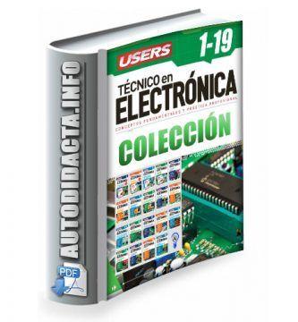 Electrónica Material En Pdf Gratis Electrónica Electricidad Y Electronica Componentes Electronicos