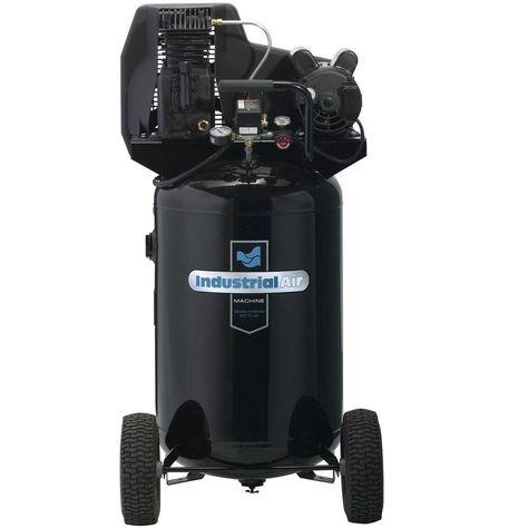 Industrial Air 30 Gal Portable Electric Air Compressor Electric Air Compressor Air Compressor Compressor Tank