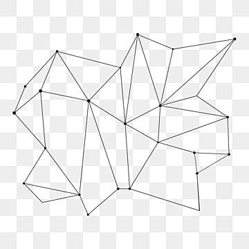 Polygon Line Colorful Geometric Frame Design Frames Design Graphic Geometric Vector Geometric Background