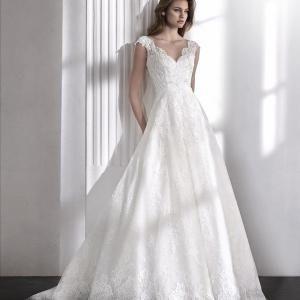 de1ae095 Brudekjole SARDINIA fra Sadoni selges hos Sans for Bryllup   Brudekjoler    White dress, Fashion og Dresses