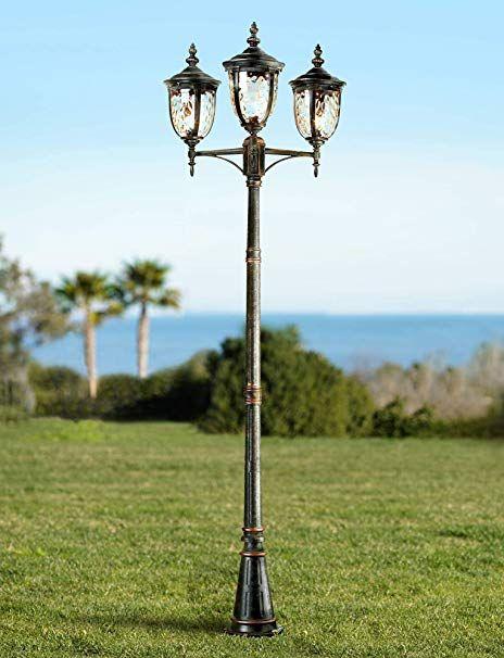 Outdoor Post Light Street Lantern
