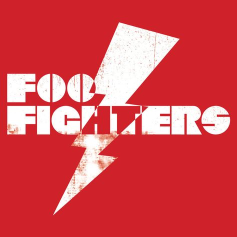 Foo Fighters Store Kids Lightning T-Shirt
