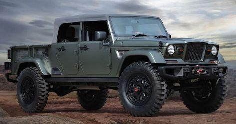 2021 Jeep Wrangler Pickup Truck Price Redesign And Release Date Jeep Scrambler Jeep Wrangler Pickup Truck Jeep Wrangler