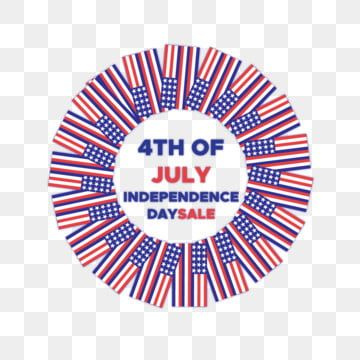 4th Of July Sale Vector Artwork July 4th Clipart Happy 4th July Png And Vector With Transparent Background For Free Download Vector Artwork Sale Artwork Clip Art