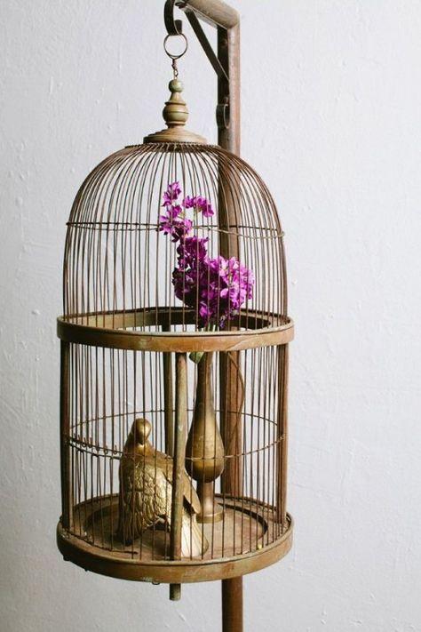 40 Retro Vogelkafig Deko Ideen Zum Nachmachen Dekorative