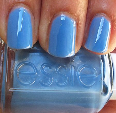Essie Lapis of Luxury (I love blue)