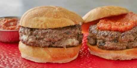 Pin On Burgers