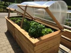 Pin By Pam Schroeder On Home Backyard Greenhouse In 2020 With Images Raised Garden Beds Elevated Gardening Garden Beds