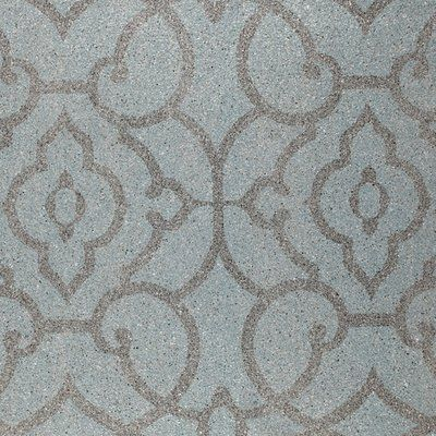 York Wallcoverings Candice Olson Shimmering Details Grillwork Mica 24' x 36