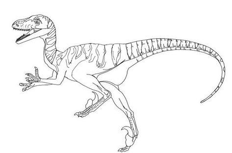 21 best ausmalbilder jurassic world, dinosaurier